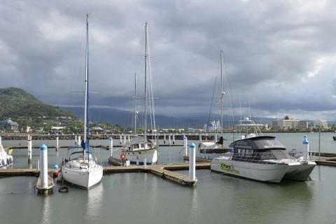Apia Harbour