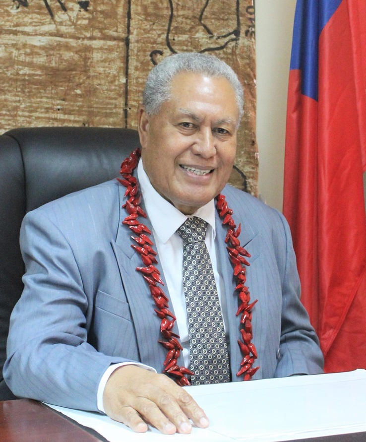 head of state o le ao o le malo government of samoa