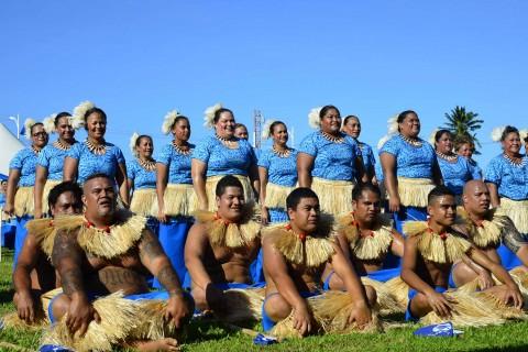 Samoan traditional dance