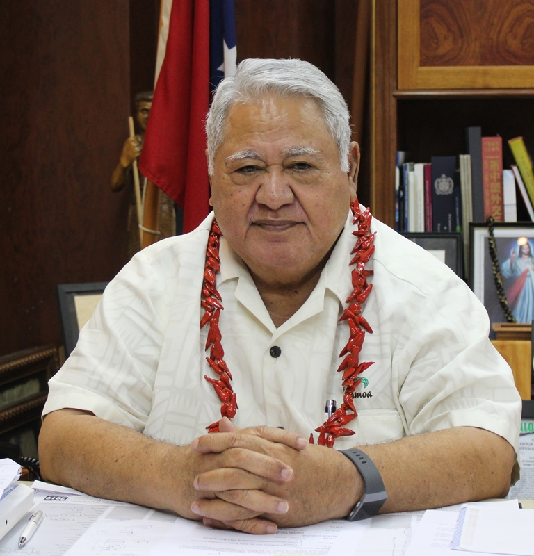 Prime Minister | Palemia – Government of Samoa