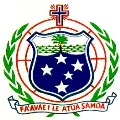 Government of Samoa Crest