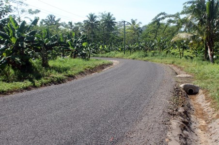 New Road at Moataa