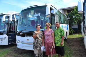 A SIDS bus for Samoa Primary