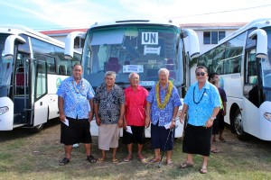 A SIDS bus for the Falealili School Committee