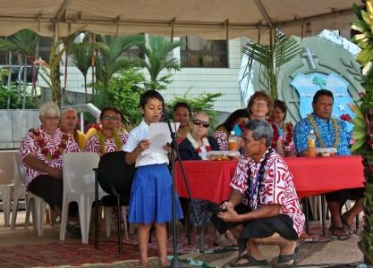 Opening of Literacy Week 2015
