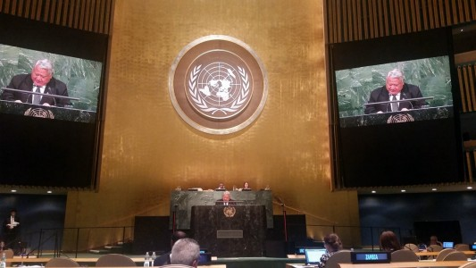 PM Tuilaepa General Debate for UNGA 70