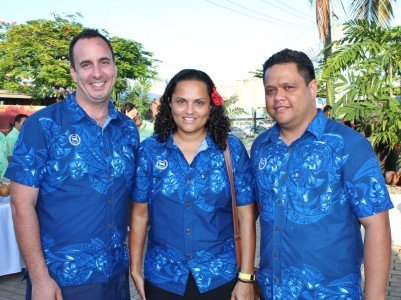 Guests at the Visit Samoa 2016 function