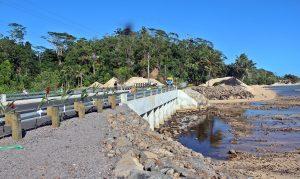 Cement Bridge oceanside