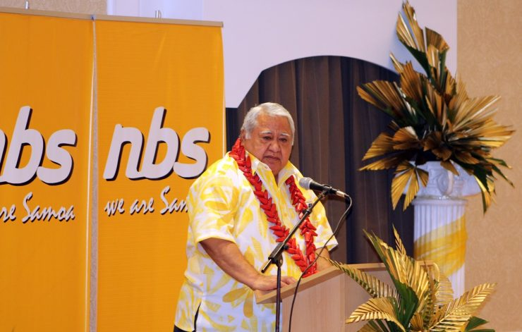 National Bank of Samoa 20 Year Anniversary