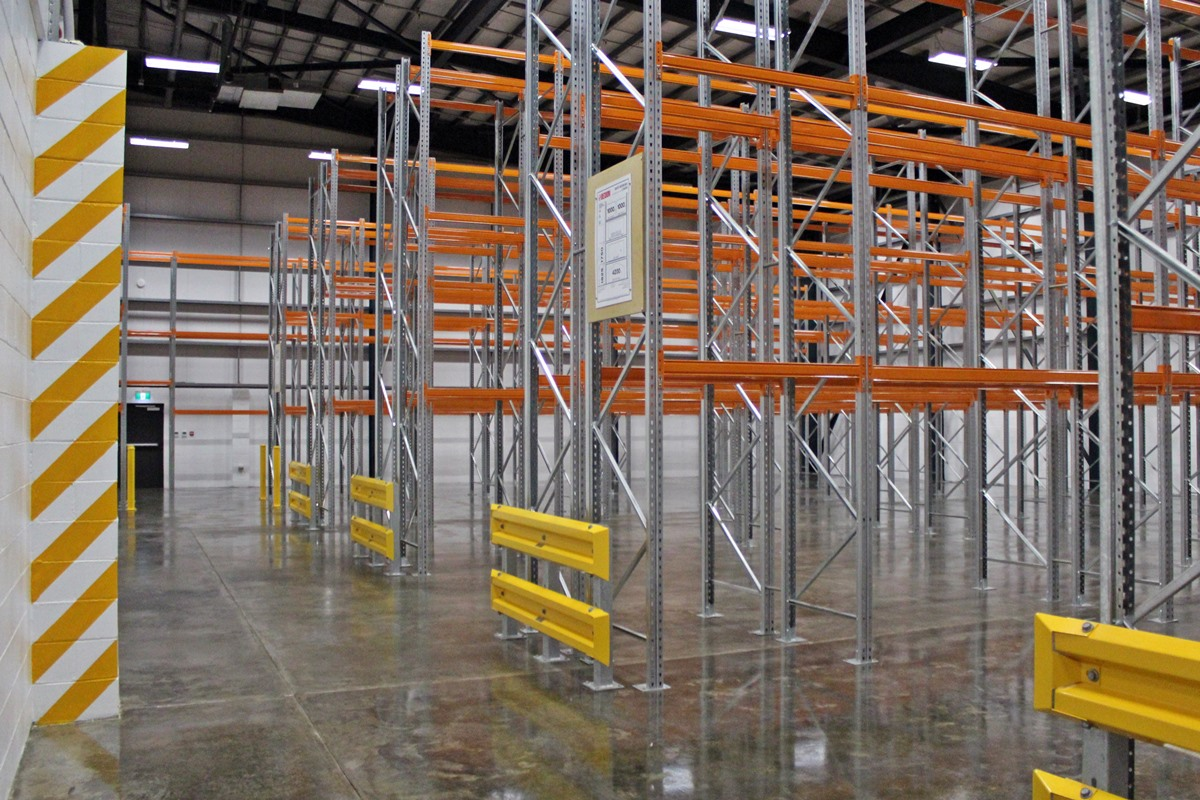 NHS Pharmaceutical Warehouse opened