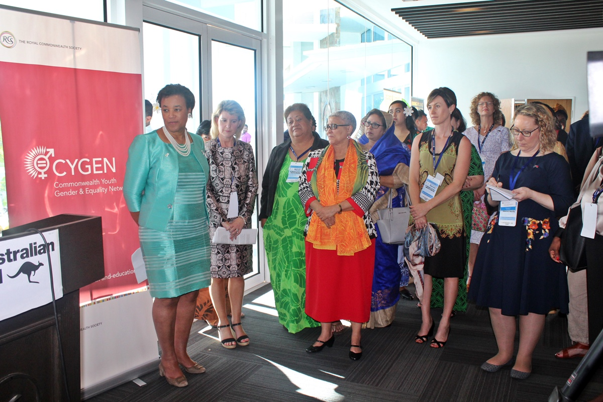 Commonwealth Women's Affairs Ministers Meeting