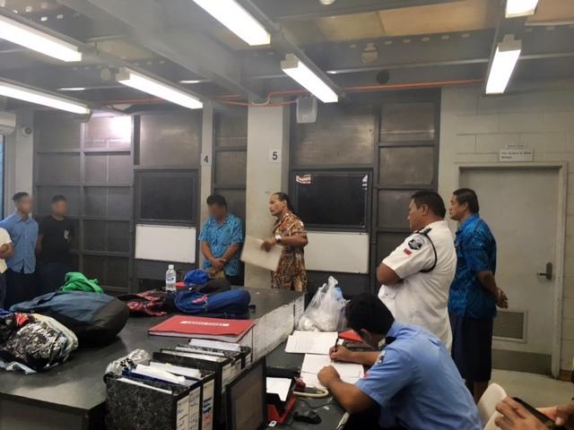 Samoa Returnees Reality Check Programme