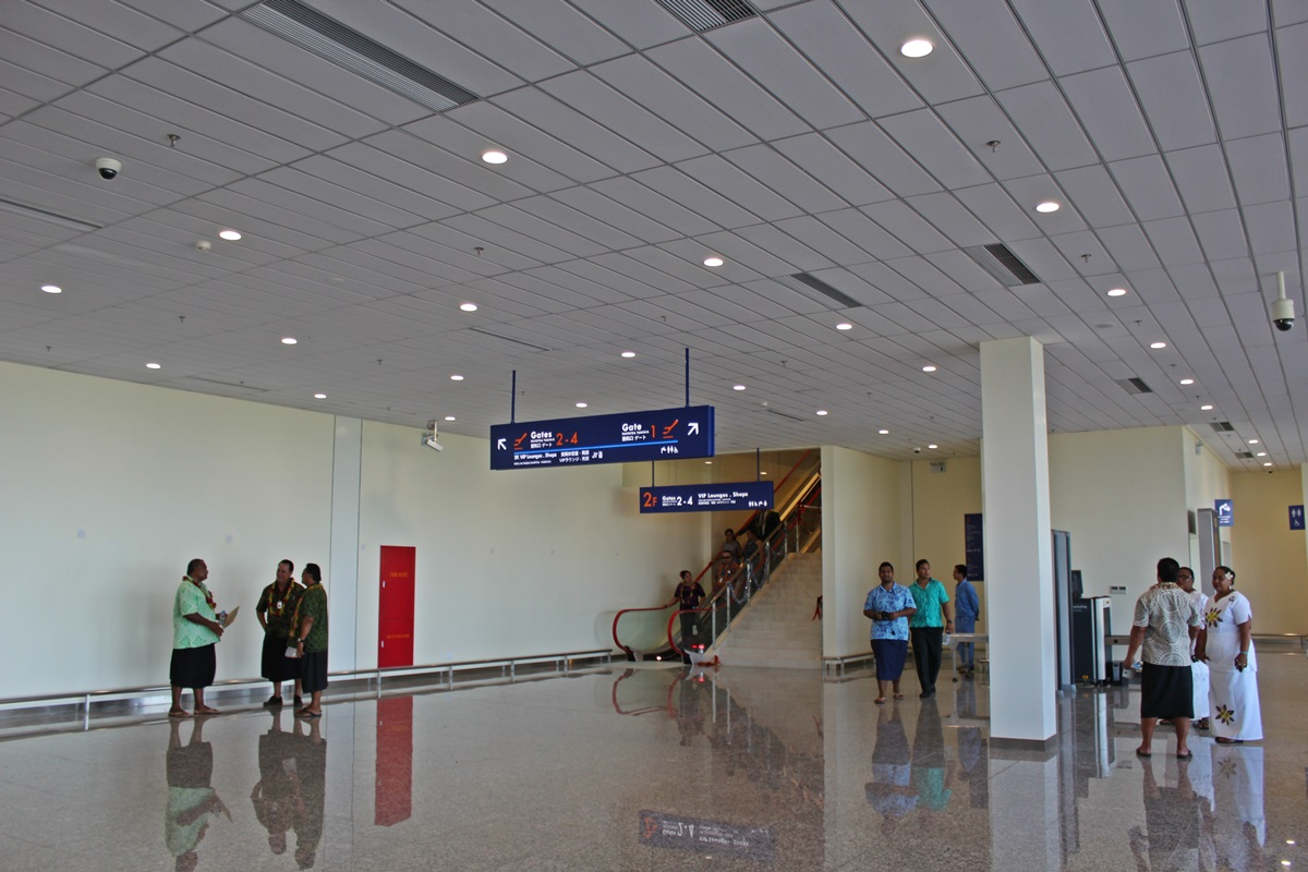 Faleolo International Airport