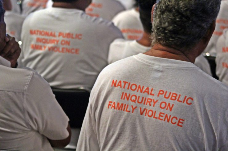 National Inquiry in to Family Violence