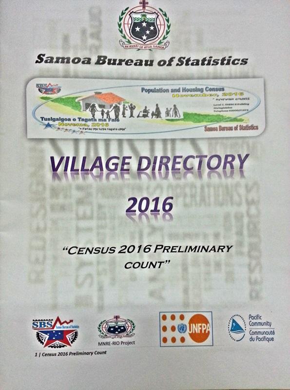 SBS Village Directory