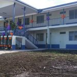 New building - Savaia Primary School