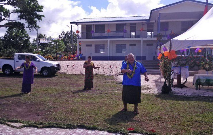 PM Tuilaepa - siva samoa