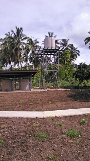 Saanapu Primary School Water Tank