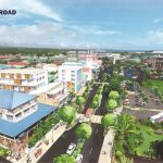 Apia Water Front Project